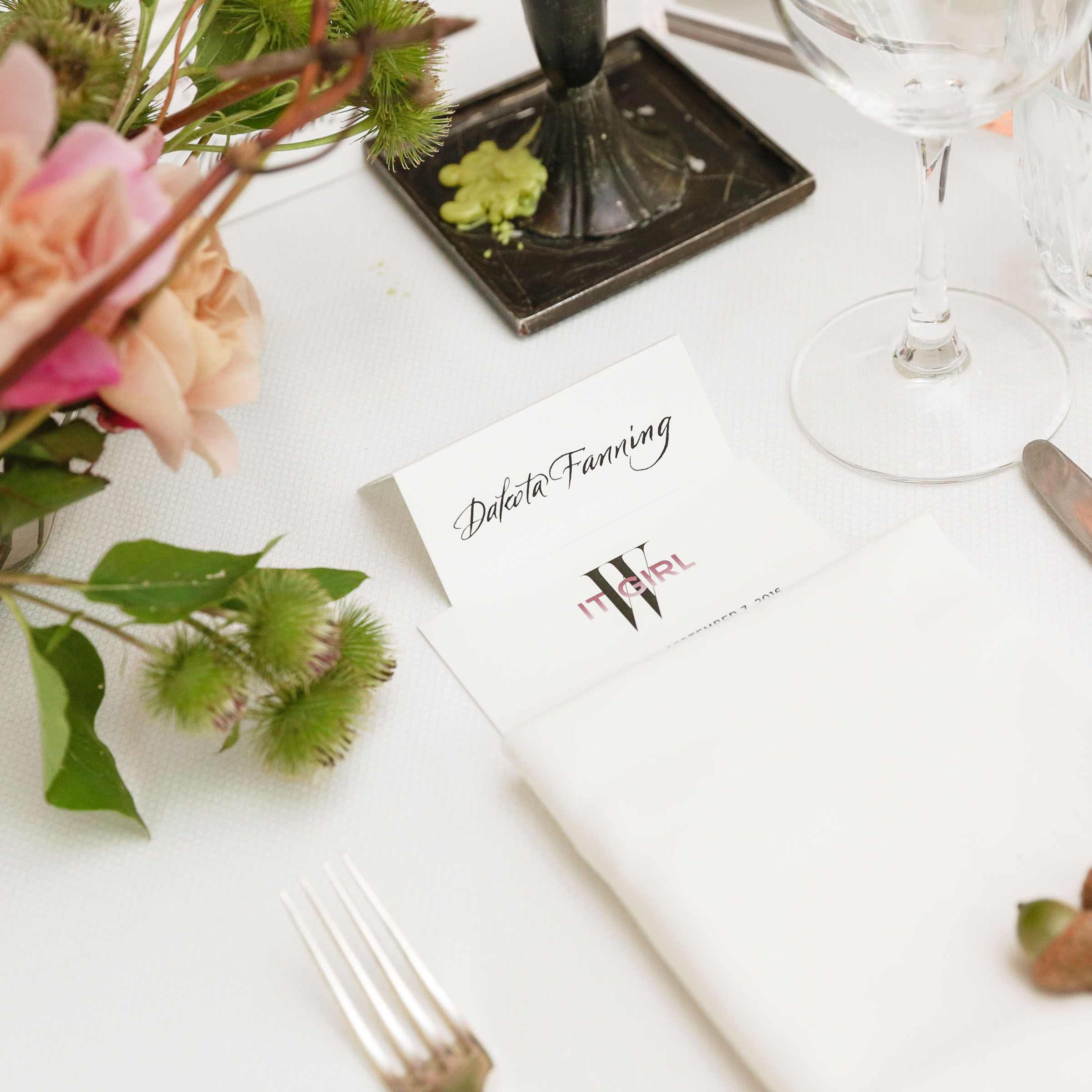W Magazine 'It' Girl Lunch with Jimmy Choo