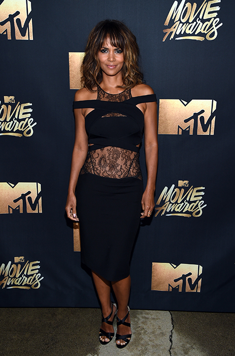 Halle Berry wearing Xenia