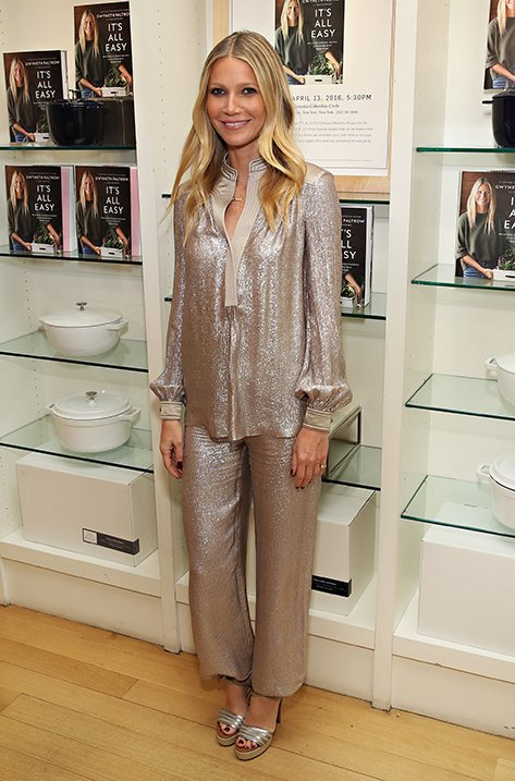 Gwyneth Paltrow wearing Mayje