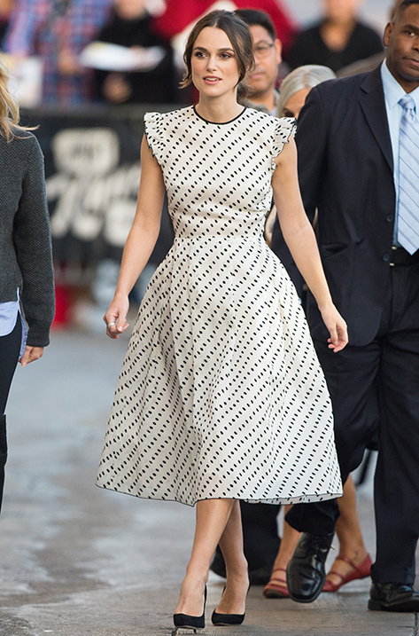 Keira Knightley wearing Mimi