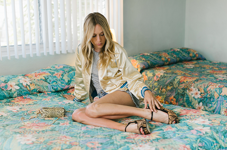 Behind the Scenes with Chloe Sevigny