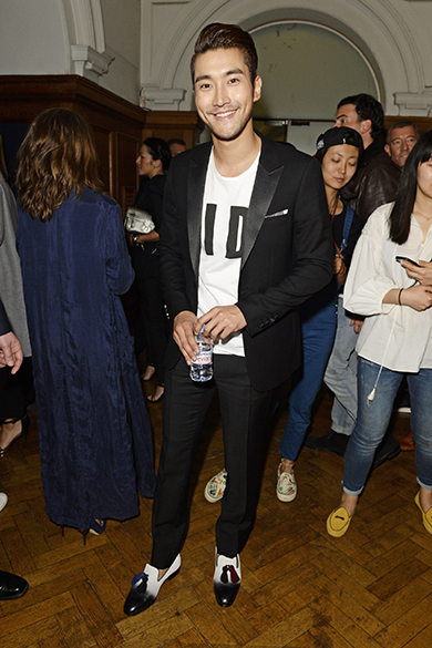 Men's SS15 Show at London Collections: Men