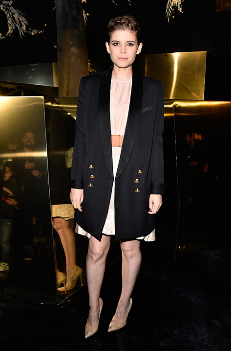 Kate Mara wearing Anouk