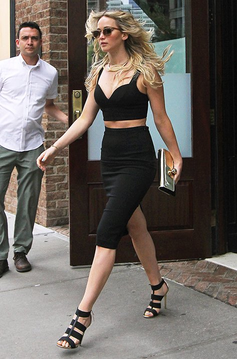 Jennifer Lawrence wearing Dulsa