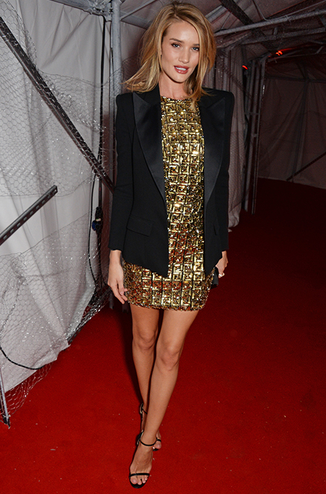 Rosie Huntington Whiteley wearing Minny