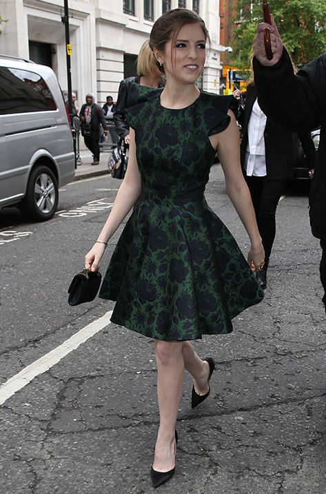 Anna Kendrick wearing Darilyn