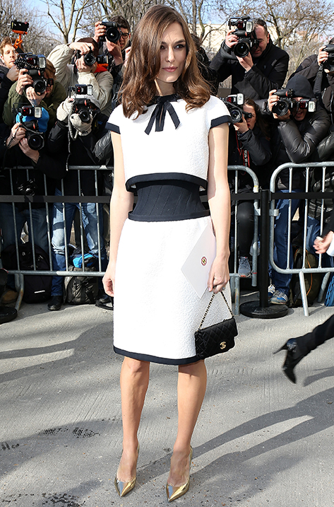 Keira Knightley wearing Anouk