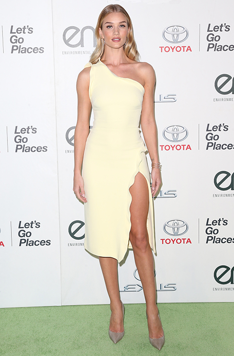 Rosie Huntington-Whiteley wearing Anouk