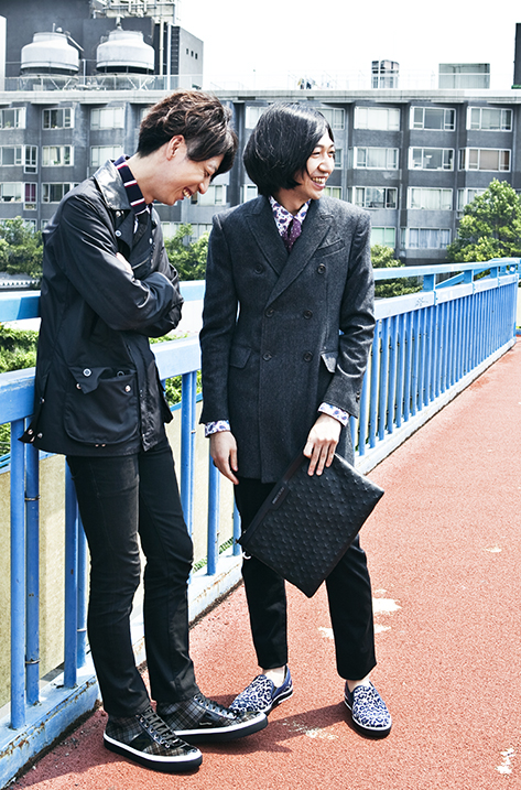 Tokyo Style Icons The Bawdies