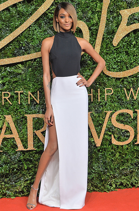 Jourdan Dunn wearing Minny