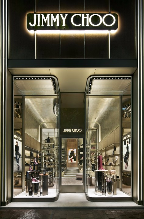 JIMMY CHOO OPENS DUAL GENDER STORE IN GINZA