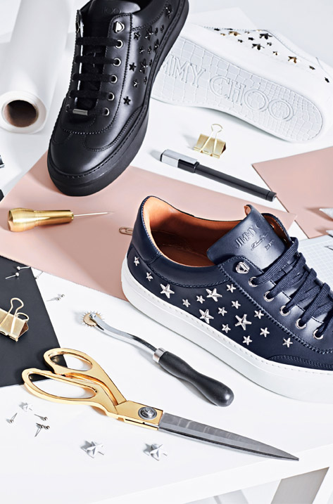 INTRODUCING STAR STUDS MADE-TO-ORDER SNEAKERS