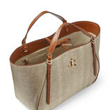 Jimmy Choo VARENNE TOTE E/W - image 3 of 6 in carousel