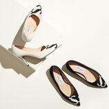 Jimmy Choo LOVE FLAT/JC - image 6 of 6 in carousel