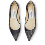 Jimmy Choo LOVE FLAT - image 4 of 4 in carousel