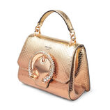 Jimmy Choo MADELINE TOP HANDLE/S - image 4 of 6 in carousel