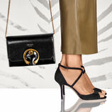 Jimmy Choo EMSY 85 - image 6 of 6 in carousel