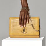 Jimmy Choo VARENNE CLUTCH - image 7 of 7 in carousel