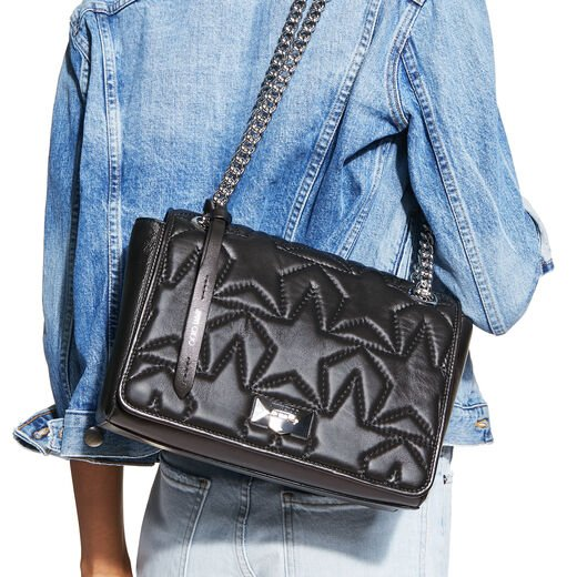 Jimmy Choo HELIA SHOULDER BAG