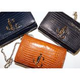 Jimmy Choo VARENNE CLUTCH - image 6 of 6 in carousel