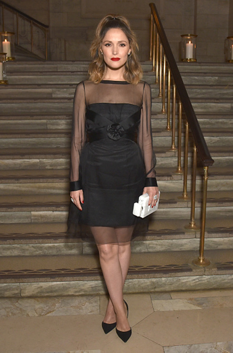Rose Byrne wearing DARYLIN