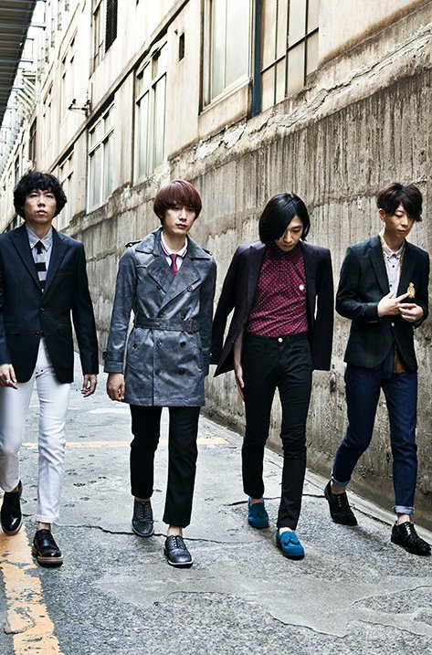 Tokyo Style Icons with THE BAWDIES