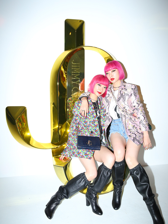 JC COLLECTION LAUNCH PARTY - AMIAYA 様
