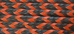 Woven Nappa Leather